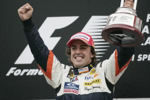 Fuji F1 star Alonso 'not complete package'.