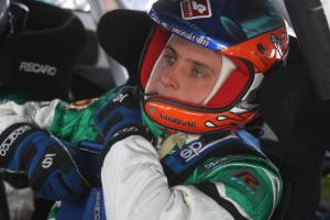 Duval's co-driver to require surgery.