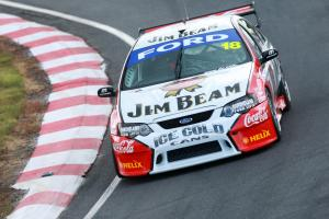 Will Davison, (aust), Jim Beam DJR Ford Falken Tasmania Challenge Rd 13 V8 Supercars Symmon