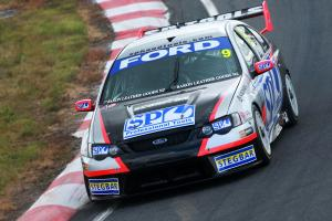 Shane Van Gisbergen (NZ), SP Tools SBR Ford Falken Tasmania Challenge Rd 13 V8 Supercars Symmon