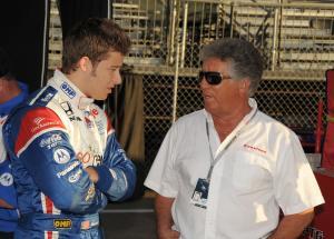 Mario Andretti 'tempted' by comeback