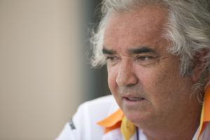 Flavio Briatore (ITA) Renault Team Principal, Bahrain F1 Grand Prix, Sakhir, Bahrain, 24-26th, April