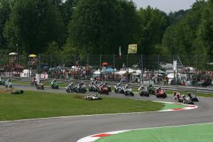 Roberts slowly recovering, wants Monza re-design.