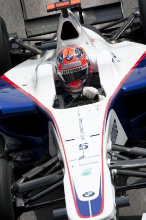 Robert Kubica (POL) BMW Sauber F1.09, Monaco F1 Grand Prix, 21st-24th, May 2009