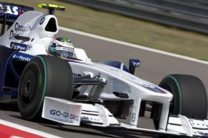 Abu Dhabi GP practice quotes: BMW Sauber