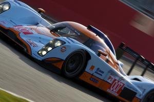 007 ASTON MARTIN RACING GBR M Lola Aston Martin Jan Charouz (CZE) Tomas Enge (CZE) Stefan Mücke (D