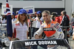 Doohan, Australian MotoGP 2009
