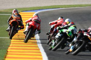 Updated 2010 125cc entry list