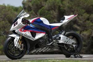 Corser, BMW S1000RR, Australian WSBK Test 2010