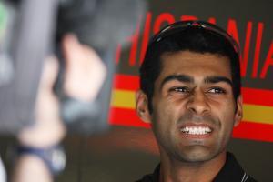 Chandhok, sponsors confirmed for van der Drift karting event