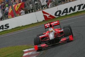 Timo Glock (D) Virgin Cosworth VR-01