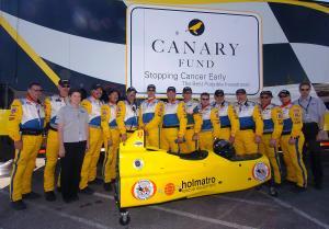 FA: Volunteer sponsors safety team.