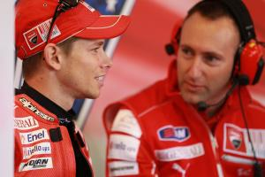 Stoner, French MotoGP 2010