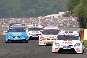 Full BTCC 2011 entry list