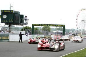 Audi reclaims Le Mans crown