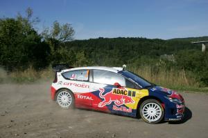 Rallye Deutschland - Event timetable