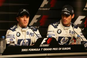 Heidfeld: My quickest F1 team-mate not Kubica or Kimi