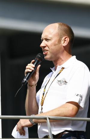 Toby Moody is ITV's new BTCC commentator