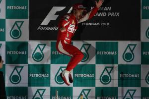Race, Fernando Alonso (ESP), Scuderia Ferrari, F10 race winner
