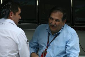 Friday Practice 1, Jose Ramon Carabante (ESP) Hispania Racing F1 Team, Team Owner