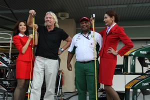 Branson to finally honour F1 bet