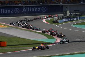 FIA finalises F1 2012 calendar; Turkey dropped