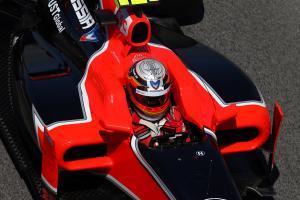 20.05.2011- Friday Practice 2, Jerome D'Ambrosio (BEL), Marussia Virgin Racing VR-02