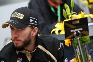 11.06.2011- Nick Heidfeld (GER) Lotus Renault GP R31