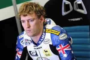 Anthony West priced out of MotoGP