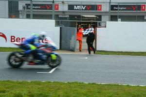 Ray storms to maiden BSB win at 2018 opener