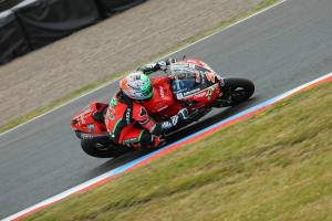 Irwin: Win best leaving presenttoBe Wiser Ducati