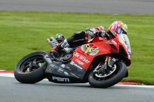Brookes leads Redding in dry FP3