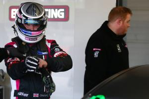 Smiley ends practice fastest for BTC Racing