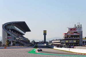 Barcelona F1 Test 1 Day 1 Times - Wednesday 1PM