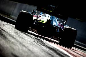Barcelona F1 Test 1 Day 1 - Wednesday 4PM