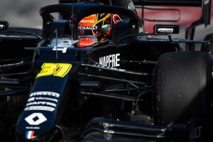 Barcelona F1 Test 1 Day 2 - Thursday 3PM