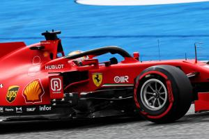 Vettel surprised by Q2 exit in Austria