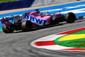 Racing Point poised as Perez expects to beat McLaren in Austrian GP