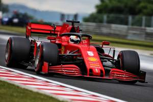 Vettel not surprised to be lapped by Hamilton in F1 Hungarian GP