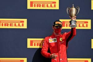 """Leclerc """"extracted absolutely everything"""" in F1 British GP"""