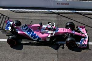 "Perez confident of F1 podium after ""surprise"" P4 at Monza"