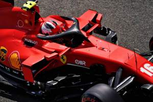 """Leclerc """"extremely happy"""" with fourth in F1 British GP qualifying"""