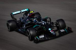 Bottas 'slightly surprised' by Mercedes' F1 Italian GP advantage