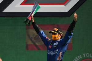 Ecstatic Sainz convinced career-best P2 was possible in 'normal race'