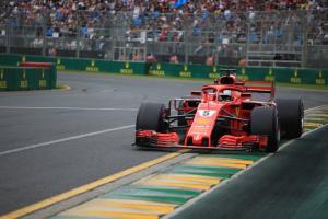Australian GP - Race results
