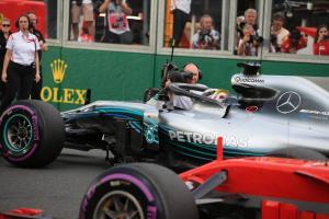 Who's winning the early F1 development war?