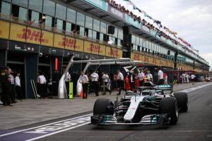 Bottas gets engine, gearbox changes for Australian GP