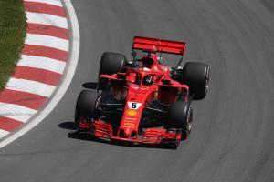 Vettel takes dominant Canadian GP victory, reclaim
