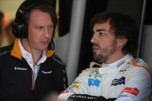 Alonso: McLaren can score points despite qualifying pace