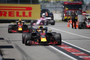 F1 Canadian GP - Starting Grid